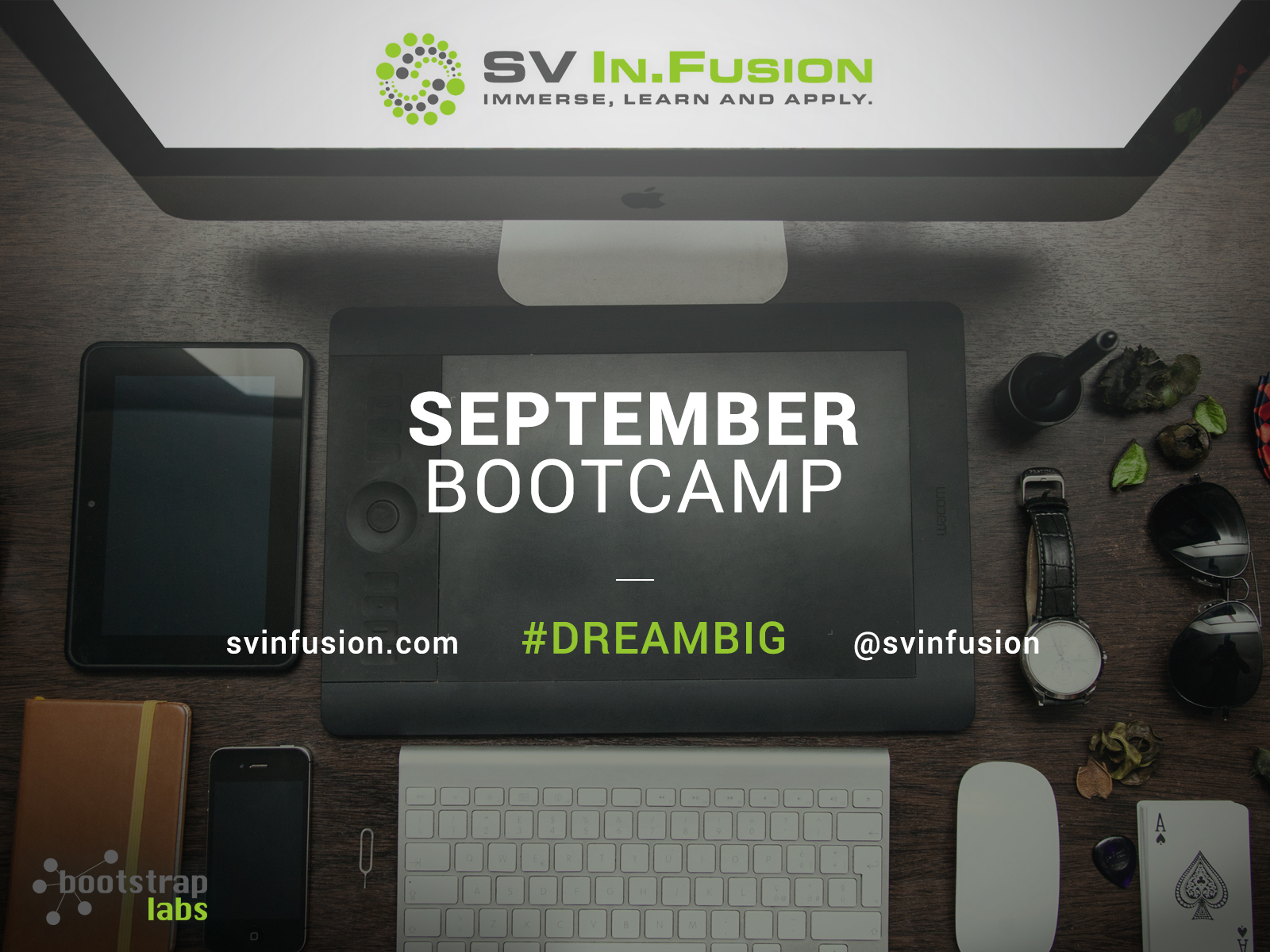 SV In.Fusion Startup Bootcamp