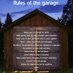 HP Rules of the Garage