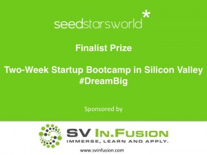 Seedstars Finalist Prize Partner SV In.Fusion