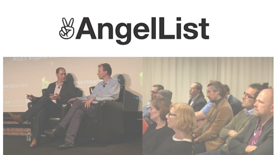 AngelList The Worlds First On Demand VC-as-a-Service Platform