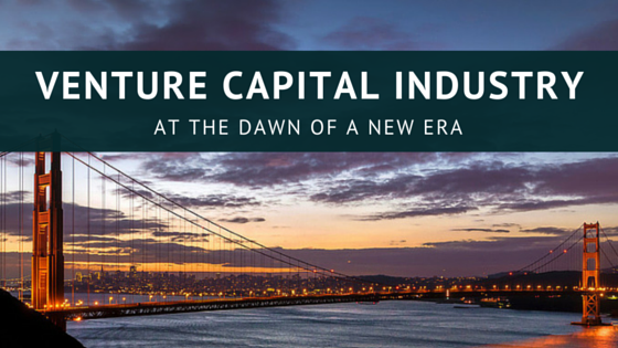 Venutre Capital Industry: at the dawn of a new era