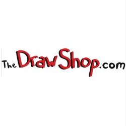 the draw shop logo
