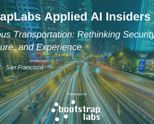 Autonomous Transportation- Rethinking Security, Infrastructure, and Experience