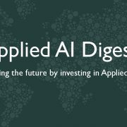 Applied AI Digest, Artificial Intelligence